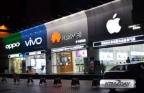 Smartphones brands fight for market share in Q2 2018