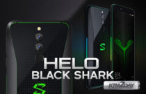 Xiaomi Black Shark Helo launched with 10 GB RAM