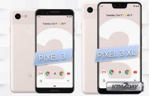 Google Pixel 3, Pixel 3 XL launched with notch and better camera