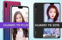 Huawei Y9 Plus and Y9 2019 specs and features revealed