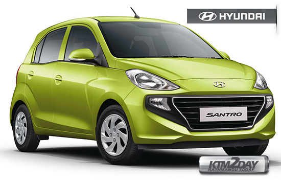Hyundai Launches New Santro With New Features And Design Ktm2day Com