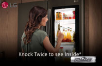 LG launches InstaView Door-in-Door refrigerator in Nepali market