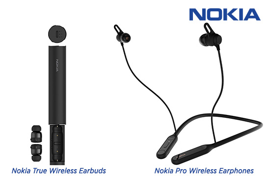Nokia-Wireless-Earphones