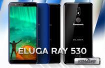 Panasonic Eluga Ray 530 With larger display and better camera