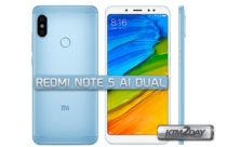 Xiaomi Redmi Note 5 AI - Specs Features & Price