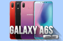 Samsung Galaxy A6s launched with big display and 6GB RAM