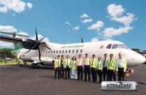 Yeti conducts KTM-PKR flight with new aircraft