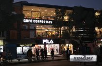 Cafe Coffee Day outlet opens in Durbar Marg