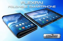FlexPai, the world's first foldable smartphone with Snapdragon 8150 launched