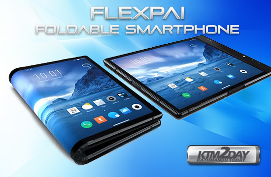 Flexpai-Foldable-Smartphone