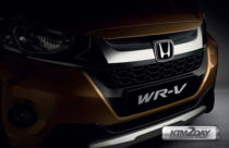 Honda WR-V in Petrol and Diesel Variants launched in Nepal