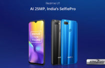Realme U1 with Helio P70 Soc, Drop-notch and Selfie Pro Camera launched