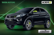 Tata Nexon Kraz Edition Launched in Nepal