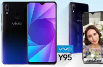 Vivo Y95 with 6.22-inch Halo FullView Display, Snapdragon 439 SoC Launched