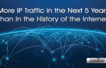 Cisco predicts tremendous internet traffic growth over the next 5 years