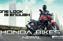 Honda Bikes Price in Nepal 2020 (Refreshed Price List)