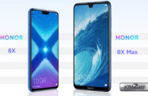 Honor 8X, 8X Max with 6.5-inch, 7.12-inch Full HD+ display launched