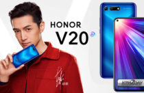 Honor V20 launched with 6.4 inch, display hole selfie camera and 48 MP at the rear
