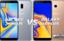Samsung Galaxy J4 Plus Vs Galaxy J6 Plus: What are the Key Differences ?