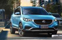 MG Motor readying to launch electric version of ZS model SUV