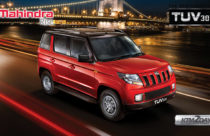 Mahindra TUV 300 launched in 3 variants in Nepali market