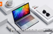 Xiaomi Mi Notebook Air 12.5 inch : New version at 1.07 kg and 11.5 hours battery life