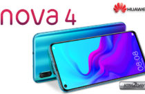 Huawei Nova 4 launched with hole-punch display and 48 MP camera