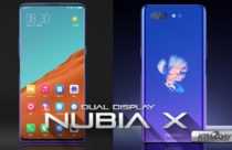 ZTE Nubia X Starry Night – dual display and 512 GB launched