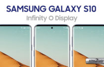 Samsung Galaxy S10 Plus with Infinity-O screen to feat. dual selfie cameras