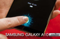 Samsung Galaxy A10 to come with in-display fingerprint reader