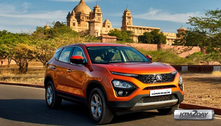 Tata-Harrier-Variants