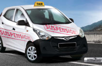 Taxi Drivers flouting rules to face six month suspension
