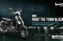 Vespa Notte 125cc, Cheapest Vespa Scooter in Nepal, Launched