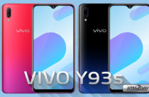 Vivo Y93s with notch, Helio P22 and 4,030mA battery launched