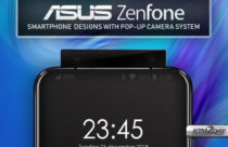 Asus patents designs for display-hole and pop-up camera