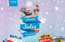 Vivo Sales Carnival kicks off from 16 Dec - Jan 1