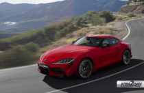 Return of a Legend : World Debut of 2020 Toyota Supra
