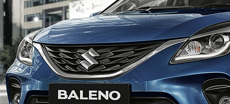 Baleno 2019 front grill