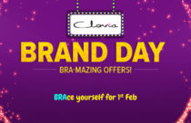 Daraz Brand Day – Special discounts on one-brand shopping