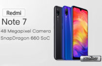 Redmi Note 7 debuts with Snapdragon 660, 48 Megapixel camera