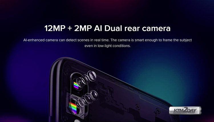 Redmi Note 7 Camera Rear