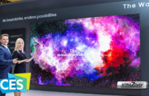CES 2019 : Samsung unveils alternative to OLED – MicroLED TVs