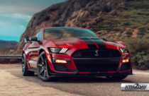 "Ford debuts 710 HP ""Street-Legal"" Mustang Shelby GT500"