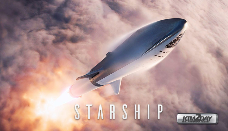 SpaceX-Starship