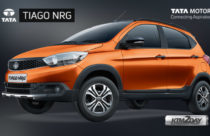 Tata NRG Crossover Utility Vehicle launched in Nepal