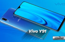 Vivo Y91 launched with Helio P22, water-drop notched display and 4030 mAh battery