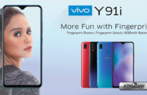 Vivo Y91i with Helio P22, water-drop notch launched in Nepal