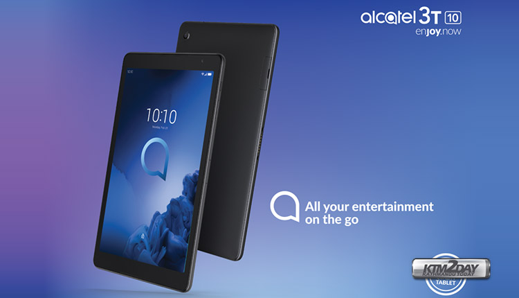 Alcatel presents three new smartphones and a low-end tablet at MWC