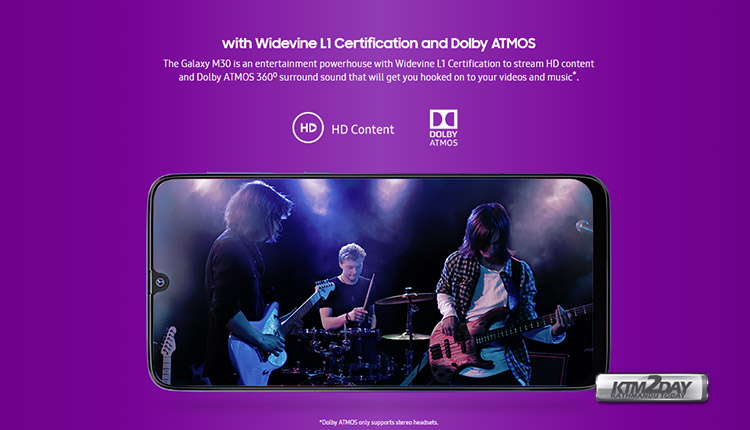 Galaxy-M30-Audio-Specs