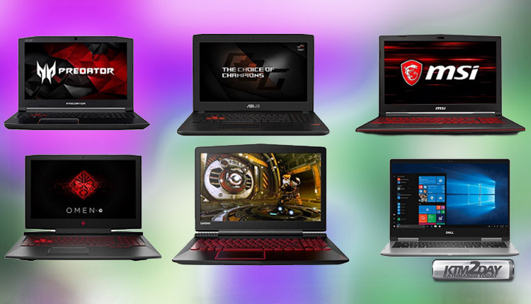 Gaming-Laptops Nepal